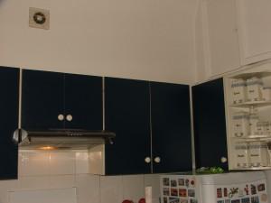 Kuchnia przed demontażem