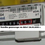 Licznki gazowy